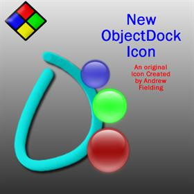 ObjectDock Icon (New)