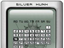 Silver Hunk RL