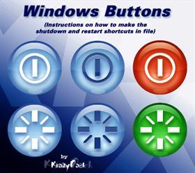 Windows XP Shutdown/Restart
