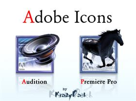Adobe Icons