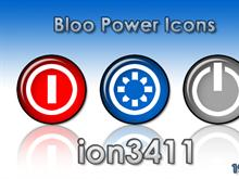 Bloo Power Icons