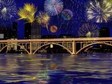 Fourth Of July Celebration LV