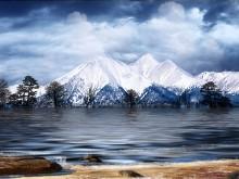 Snowcaps LV