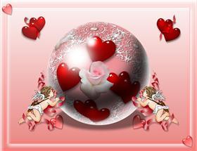 Valentine With Love