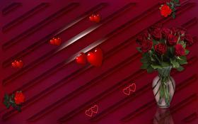 Valentine Flowers 2010