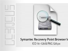 Symantec Recovery Point Browser Icon