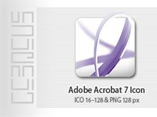Adobe Acrobat 7 *boxed