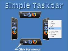Simple Taskbar