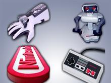 Nintendo NES Icons