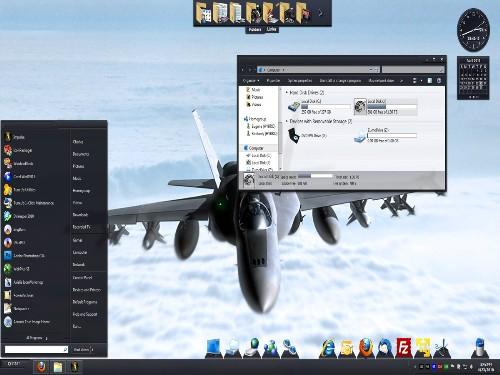 Black Ops [win7] subscribers skin