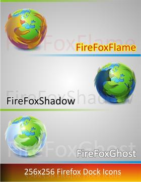 Firefox FSG Dock Icon