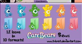 Care Bears V1 ico