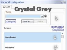 Crystal Grey