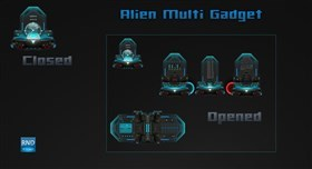 Alien Multi Gadget
