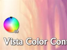 Vista Color Control