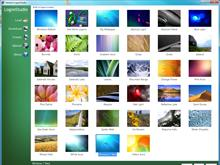 Windows 7 Beta Wallpaper Logons