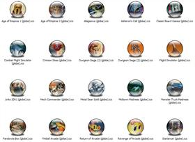 MS Games 1 XP Icons (Globe)