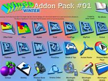 Win3D Winter Addon 01