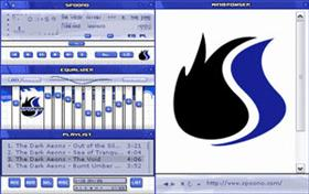 Spoono Official Winamp Skin