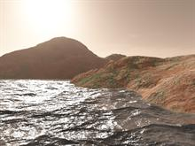 Rough Seas on the Red Planet