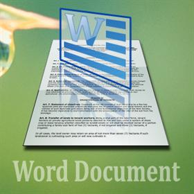 myWord Icon