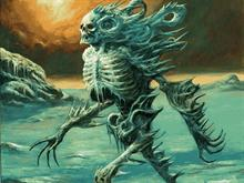Magic the Gathering - Rimebound Dead