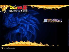 DBZ wrath of the dragon