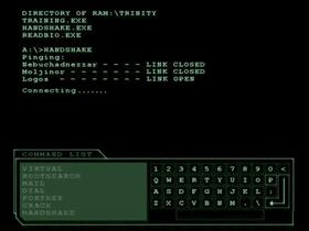 Enter the Matrix Hacking Engine