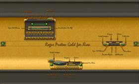 Rogue Proton Gold for Xion