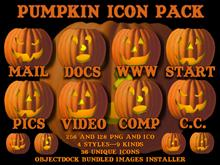Pumpkin Icon Pack