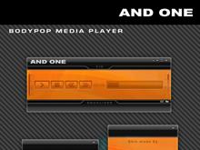 AND ONE- BODYPOP MEDIA PLAYER