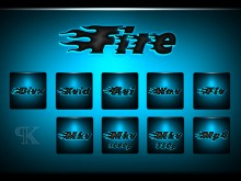 Fire - video filetypes