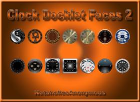 Clock Docklet Faces 2
