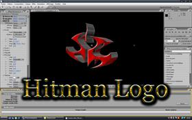 Hitman Logo Moving