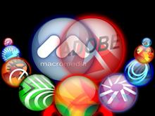 Adobe-Macromedia 3.2 Icons