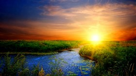 Beautiful_Sunset_Pond