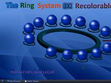The Ring System DX Recolorable