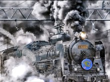 Smokin' Train