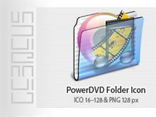 PowerDVD Folder Icon