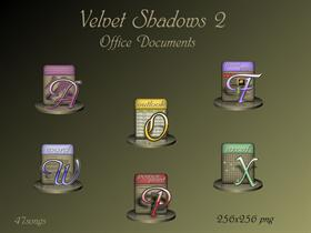 Velvet Shadows 2 subpack _ Office Documents