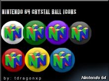 Nintendo 64 Crystal Ball