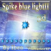 Spike blue lightII