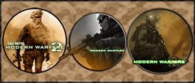 Game Icons: Modern Warfare 2