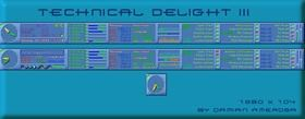 Technical Delight III