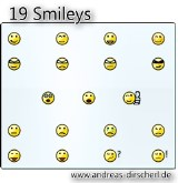 19 Vista-Like Smileys