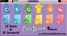Care Bears V1 ico